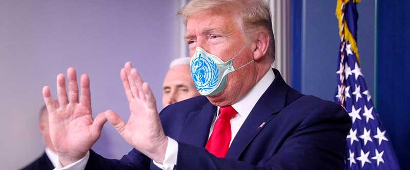 Fake News Trump OMS