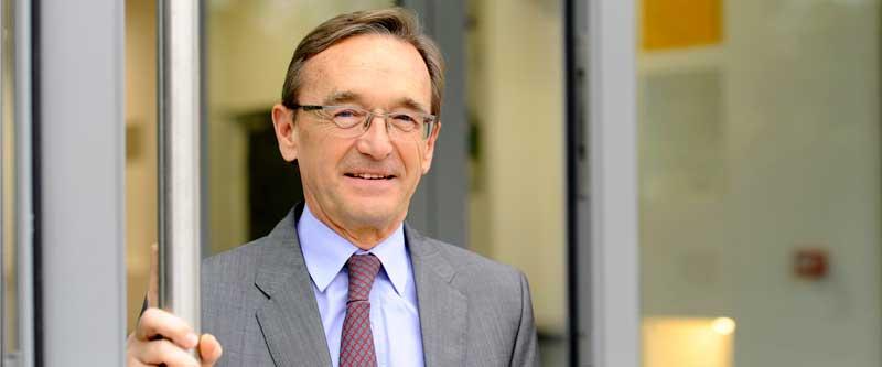Philippe Jung, Directeur général du Groupe Demathieu Bard