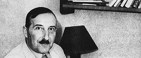 Stefan Zweig, « Convalescence de la Galicie »