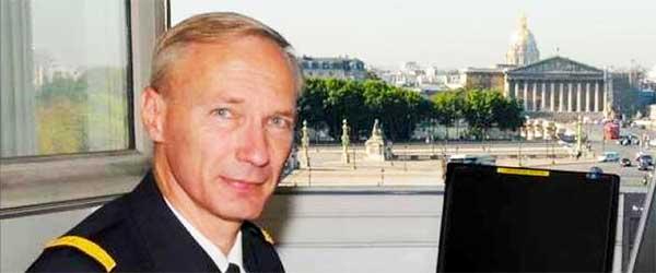 Charles-Henri Leulier de la Faverie du Ché