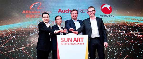 Alibaba - Auchan