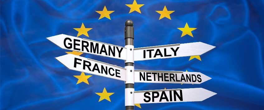 En Europe, chacun a sa mesure pour échapper à la récession !